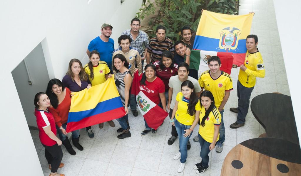 Estudantes Estrangeiros_Entomologia UFV