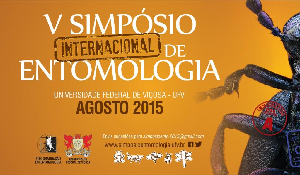 V Simpósio de Entomologia da UFV