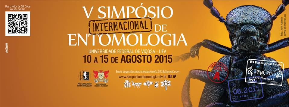 Simpósio Entomologia 2015