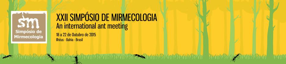 Simpósio Mirmecologia