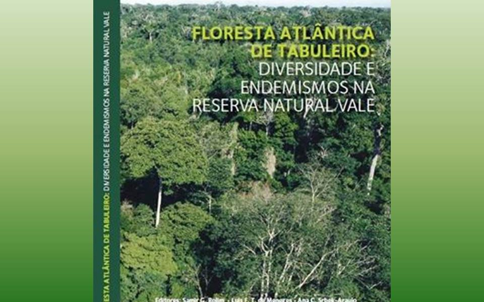 Diversidade e Endemismos na Reserva Natural Vale