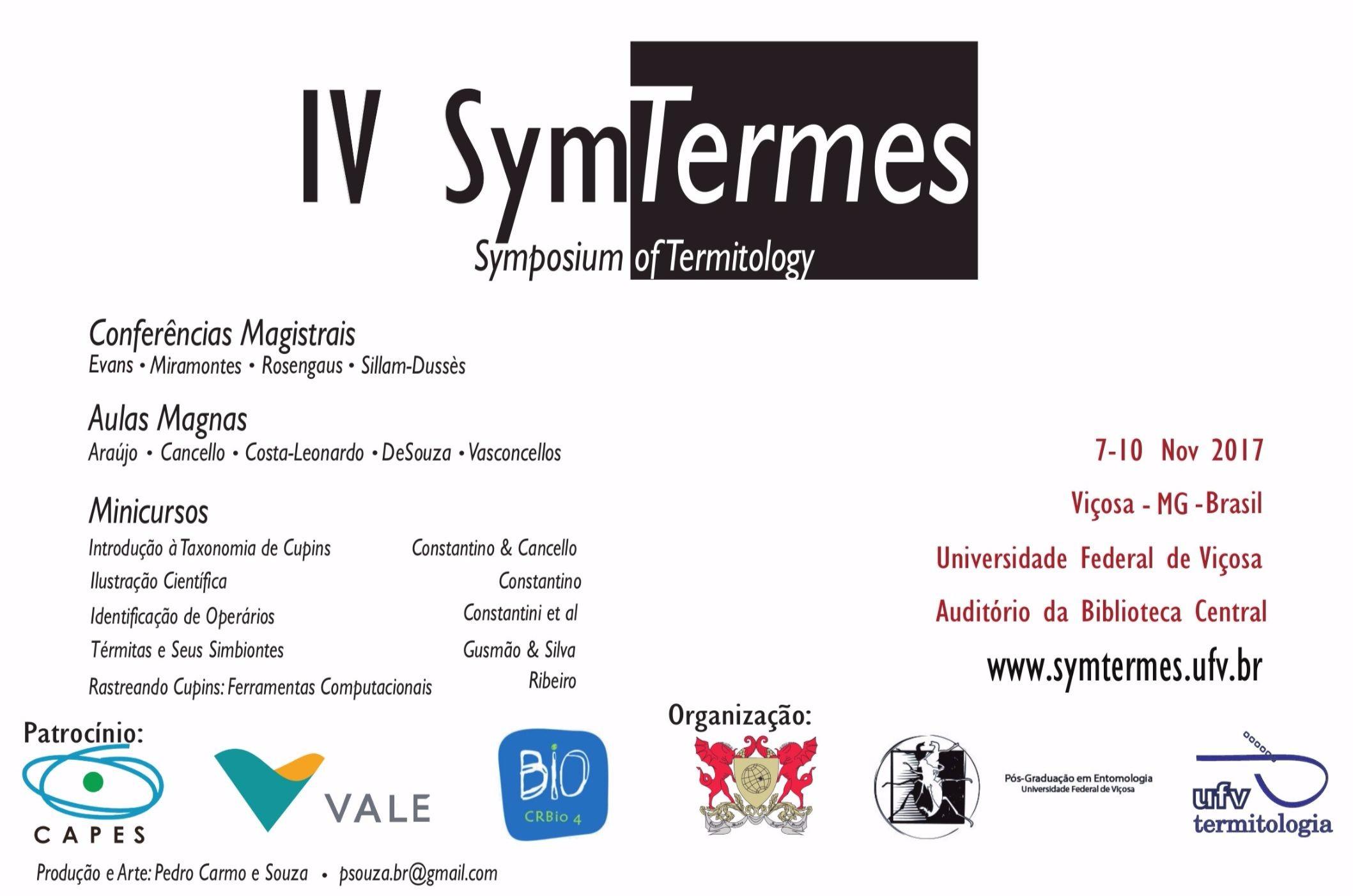 Programação IV Symtermes