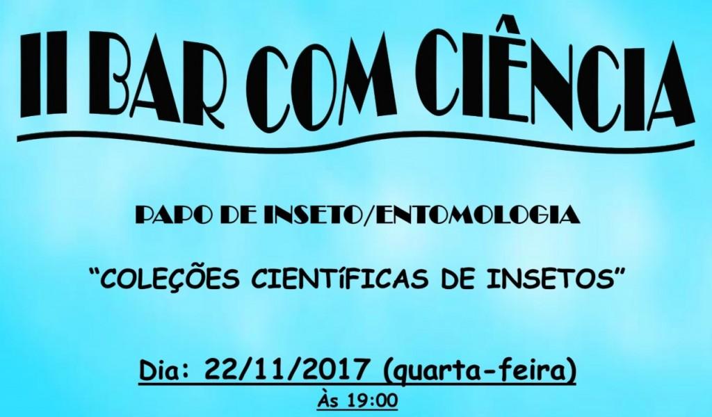 II BAR COM CIÊNCIA (2)